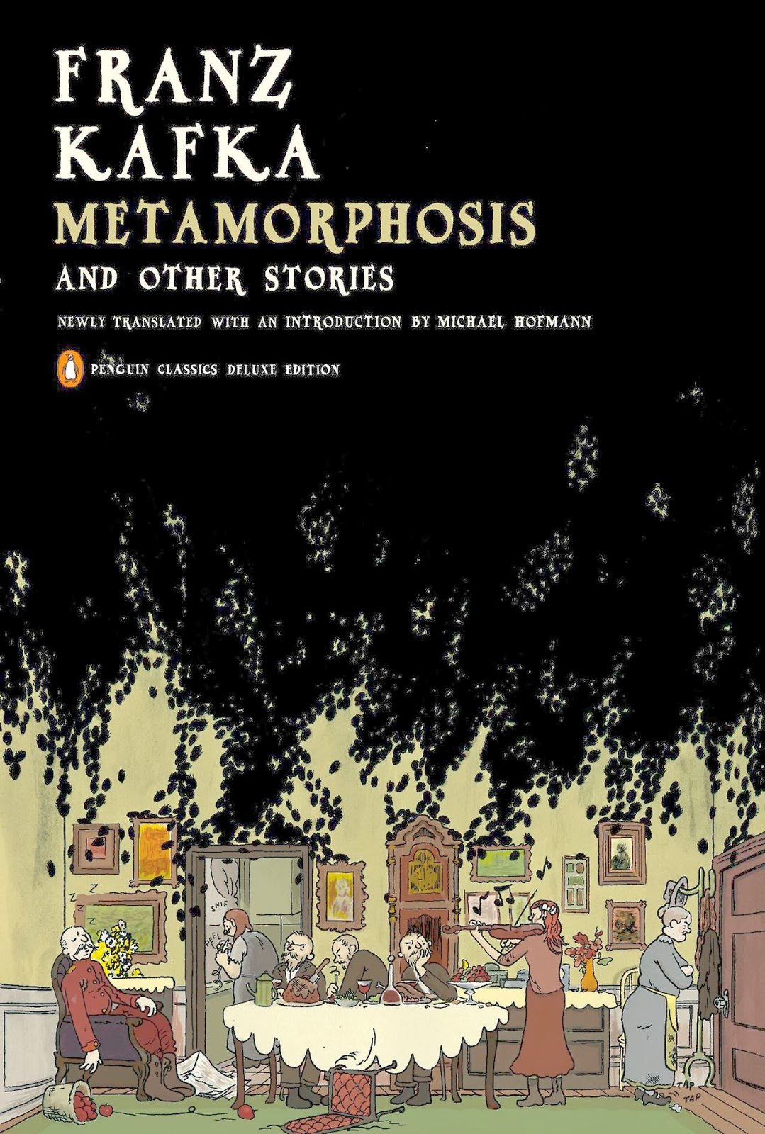 The final four pages of the metamorphosis by franz kafka
